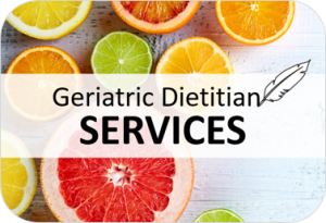 Geriatric Dietitian Services
