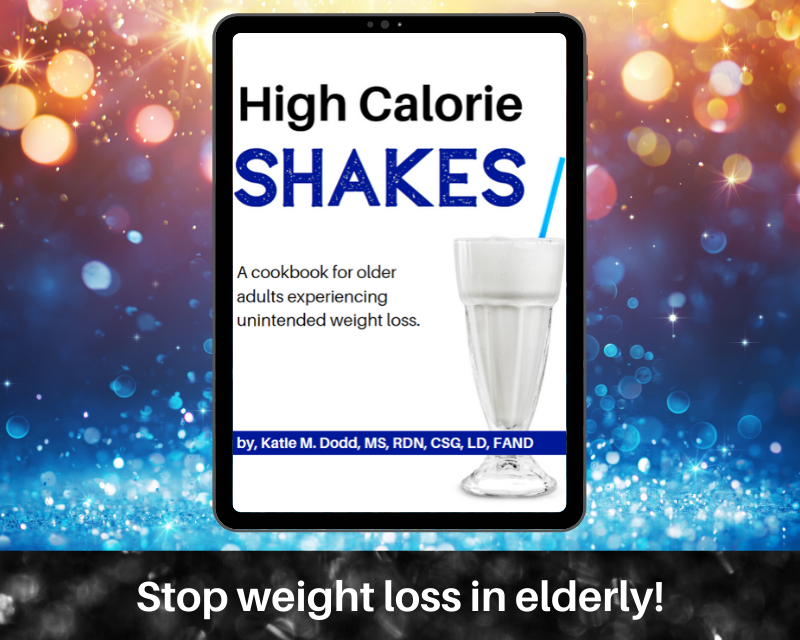 High Calorie SHAKES e-Cookbook icon