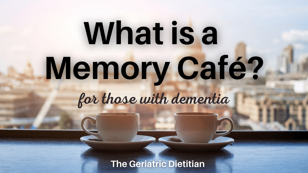 What is a Memory Cafe- for those with dementia